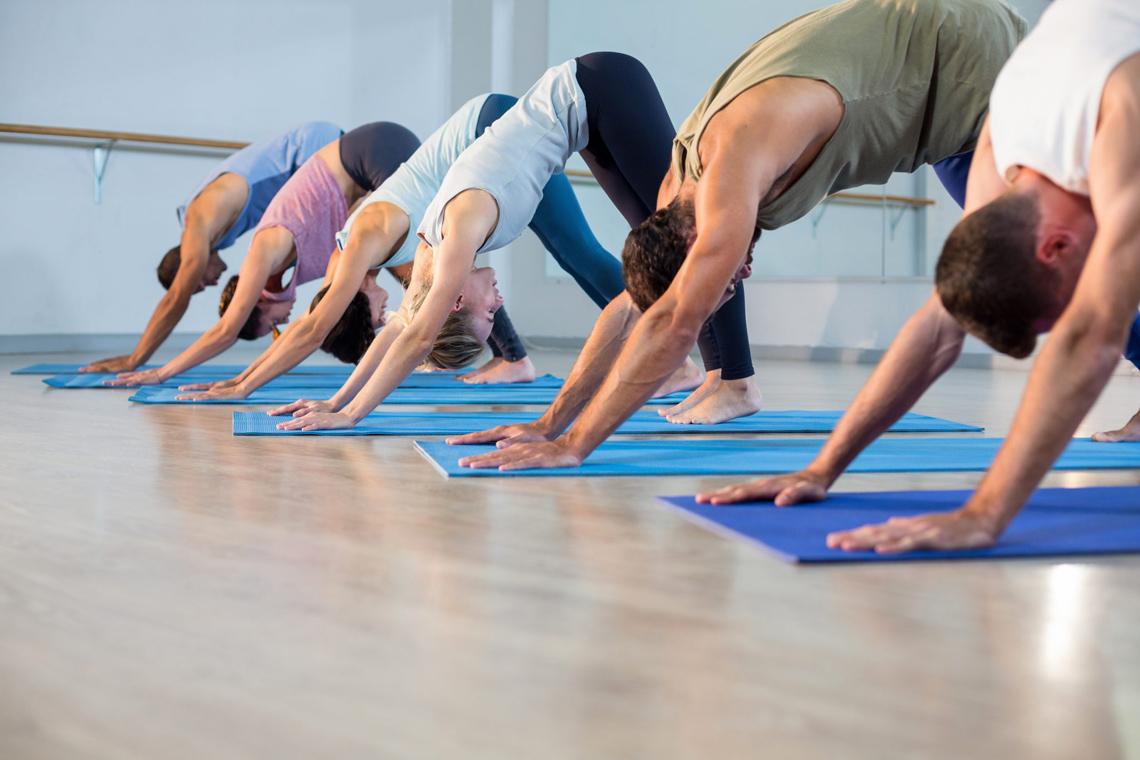 Sheli is a Yoga Trainer