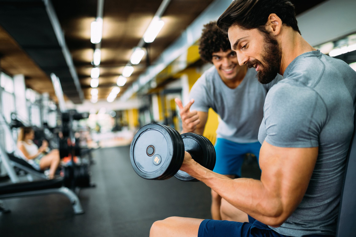 Power Gym training routines
